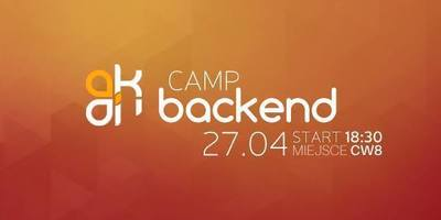 AKAI Camp Backend image
