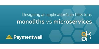 Monoliths vs Microservices image