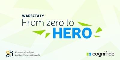 From Zero to Hero #1 image