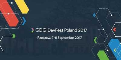 GDG DevFest Poland 2017 image