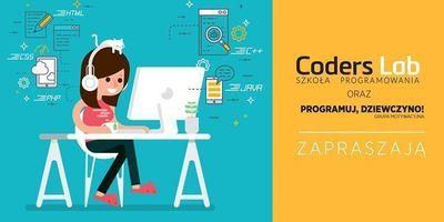 Warsztaty Programuj, Dziewczyno! z Coders Lab w Łodzi image