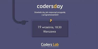 Coders Day Warszawa #2 image
