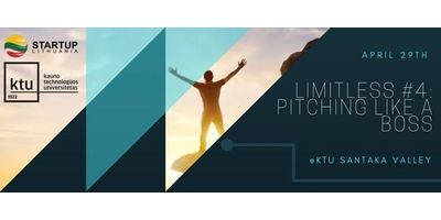 Limitless #4: Pitching Like a Boss image