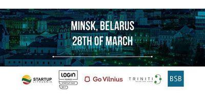 LOGIN Startup Fair & Lithuanian Startup Visa Roadshow. Minsk image