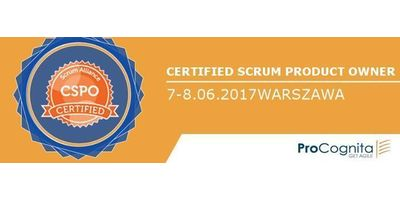 Certified Scrum Product Owner image