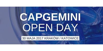 Capgemini Open Day w Krakowie image