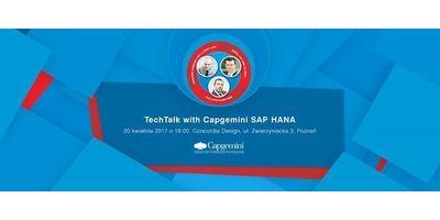 TechTalk SAP HANA - Poznań image