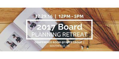 2017 Board Planning Retreat image