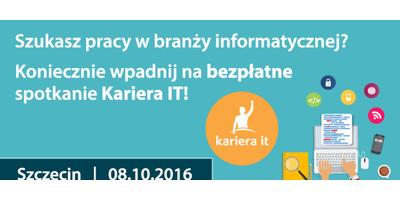 Kariera IT w Szczecinie image