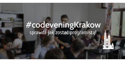 CodeveningKrakow - sprawdź jak zostać programistą! image