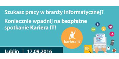 Kariera IT w Lublinie image