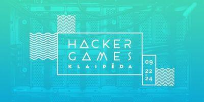 Hacker Games: Klaipėda 2017 image
