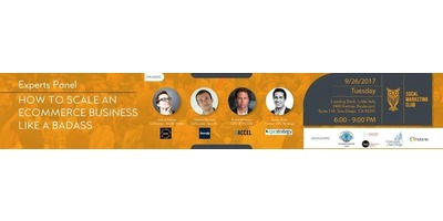 PANEL: How to Scale an eCommerce Business Like A BadAss image
