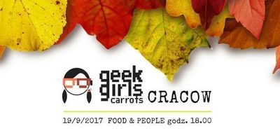 Geek Girls Carrots Cracow #September image