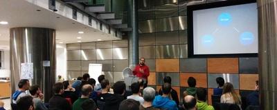 API Athens meetup - Pre-JSON API and Pre-BattleHack Edition image