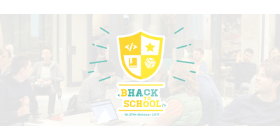 bHack To School 2017 - Boost your web developer skills image