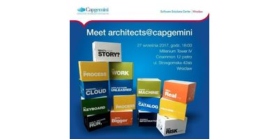 Meet architects@capgemini image
