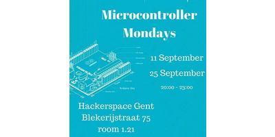 Microcontrollor Monday 25/09 image