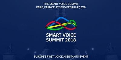 Smart Voice Summit 2018 image