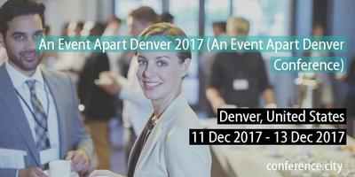 An Event Apart Denver 2017 image