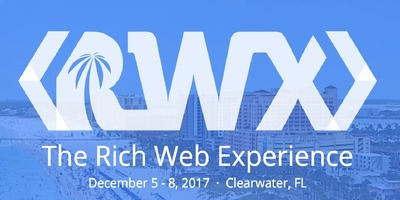 The Rich Web Experience 2017 image