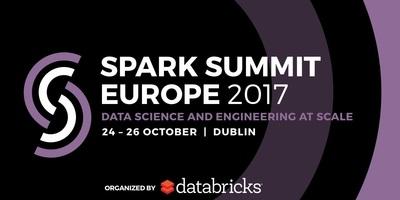 Spark Summit Europe 2017 image