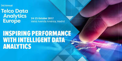 Telco Data Analytics Europe 2017 image
