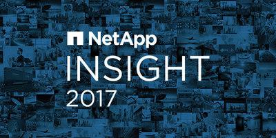 NetApp Insight 2017 image