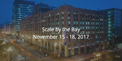 Scale By the Bay 2017 image