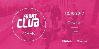 Front Club Open image