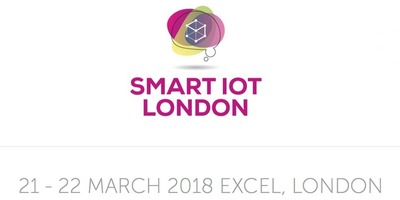 Smart IoT London 2018 image