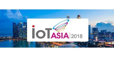 IoT Asia 2018 image