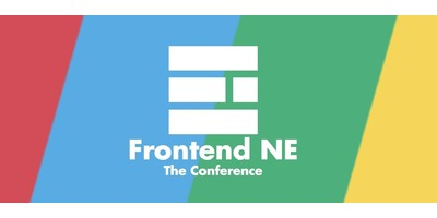 Frontend NE: The Conference 2018 image