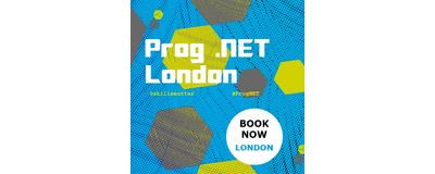 Progressive .NET London 2018 image