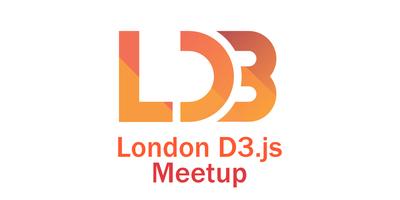 London d3.js 2015 September Meetup image