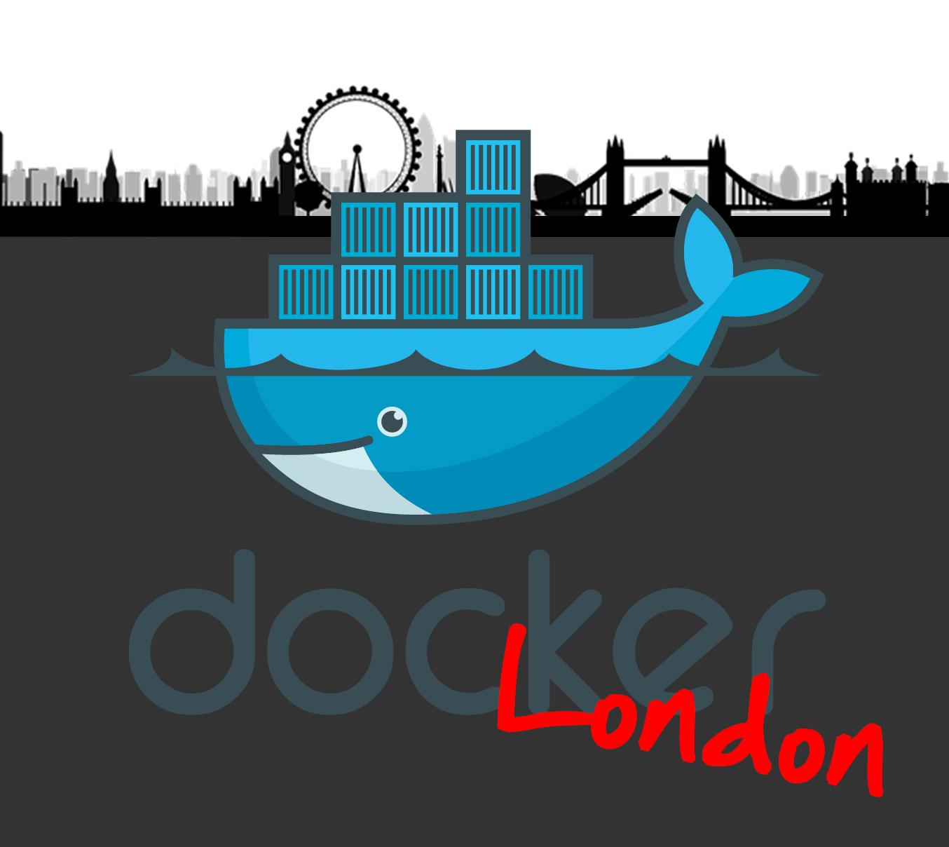 Docker London image