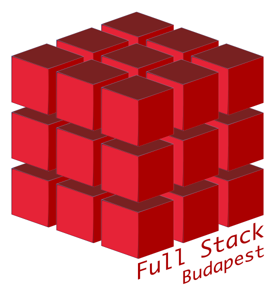 Full Stack Meetup Budapest image