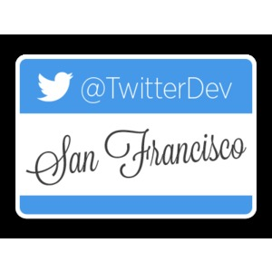 San Francisco Twitter Developer Community image