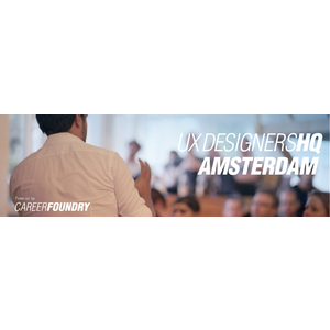 UX Designers HQ Amsterdam image