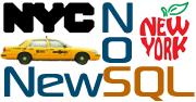 The NYC NoSQL & NewSQL Group image