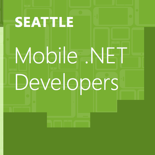 Seattle Mobile .NET Developers Group image