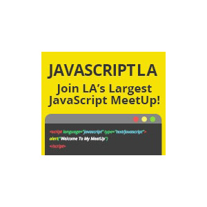 JavaScriptLA Meetup image