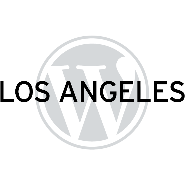 Los Angeles WordPress image