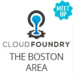 The Boston Area Cloud Foundry Meetup image