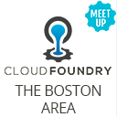 The Boston Area Cloud Foundry Meetup image